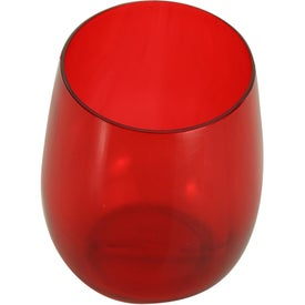 Vinello Stemless Wine Glass for Customization