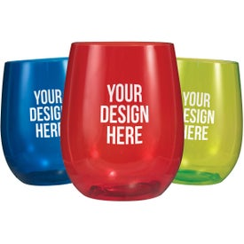 Vinello Stemless Wine Glass for Customization