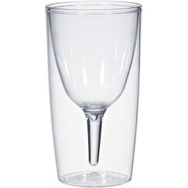 Vino2Go Wine Tumbler with Your Logo