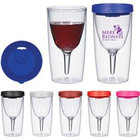 Vino2Go Wine Tumbler (10 Oz.)