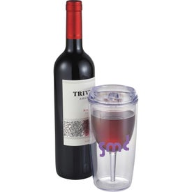 Viva Wine Tumbler (12 Oz.)