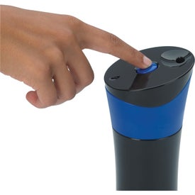 Wavy Vacuum Tumbler for Your Organization