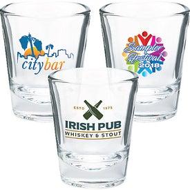 HDI Whiskey Shot Glass (1.5 Oz.)
