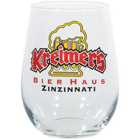 Vina Stemless White Wine Glass (21 Oz.)
