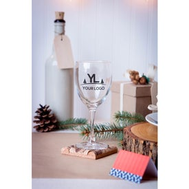 Wine Glass for your School