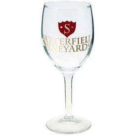 Wine Glass (8 Oz.)