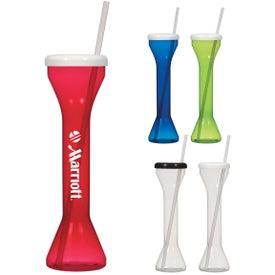 Yard Cup With Straw (18 Oz.)