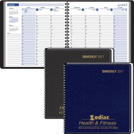 Custom 30 Minute Appointments Desk Planner