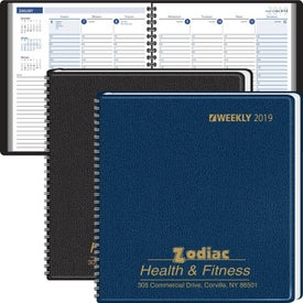 30 Minute Appointments Desk Planner (2014)