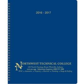 Custom Academic Monthly Planner
