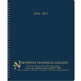 Academic Monthly Planner Giveaways