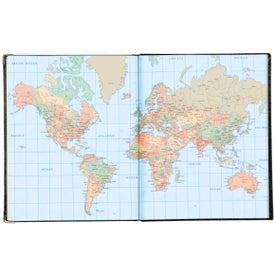 Customized Bach International Weekly Desk Diary