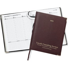 Bach International Desk Diary (2020, 80 Sheets)