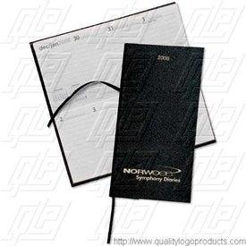 Bach Weekly Horizontal Pocket Diary