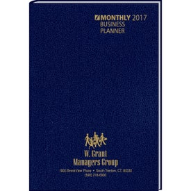 Business Planning Manual Monthly Planner for Your Company