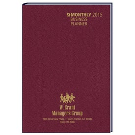 Business Planning Manual Monthly Planner for Your Church