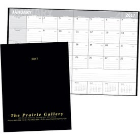 Classic Monthly Planner for Your Company