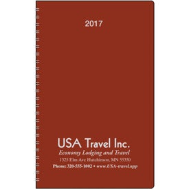 Classic Weekly Desk Planner Giveaways