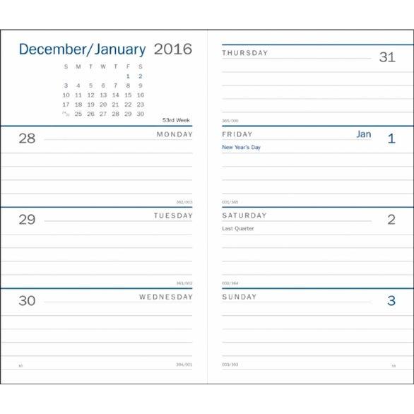 2015 Day Planner