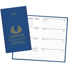 Classic Weekly Pocket Planner (2020)
