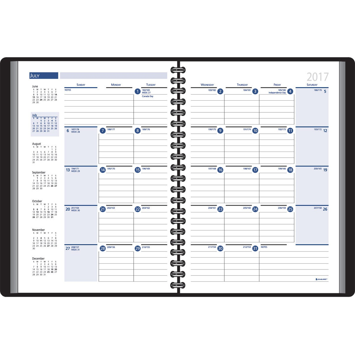 Contractors planning manual monthly planner custom day for Custom photo planner