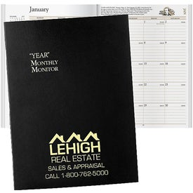 Docket Monthly Monitor Planner