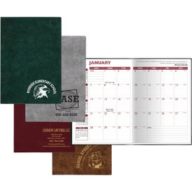 """Executive Monthly Planner (7"""" x 10"""")"""