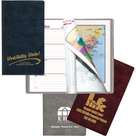 Executive Vinyl Pocket Planner (2021)