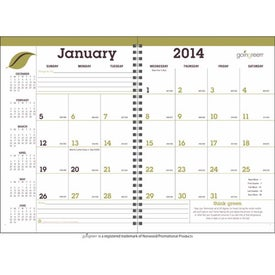 goingreen Monthly Planner