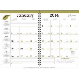 goingreen Monthly Planner