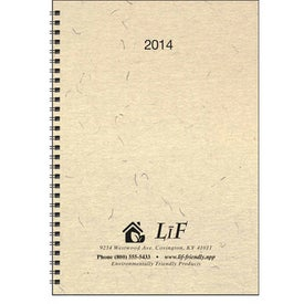 goingreen Monthly Planner for Promotion