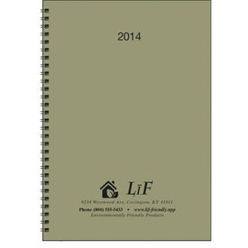 goingreen Monthly Planner for Your Church