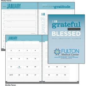 Gratitude Planners (2021, 72 Sheets)