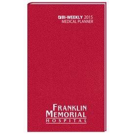 Branded Medical Planner Bi-Weekly