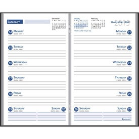 Medical Planner Bi-Weekly Branded with Your Logo