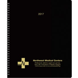 Monthly Planner for Advertising
