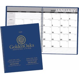 Advertising Monthly Planner