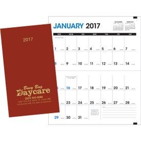 Custom Monthly Pocket Planner