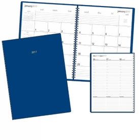 Custom Monthly and Weekly Planner