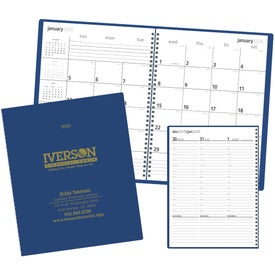 Monthly and Weekly Planner (2020)
