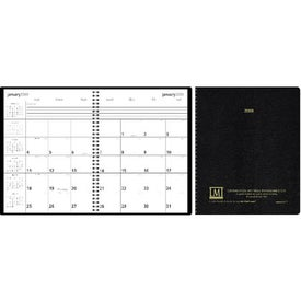 Promotional Monthly & Weekly Planner
