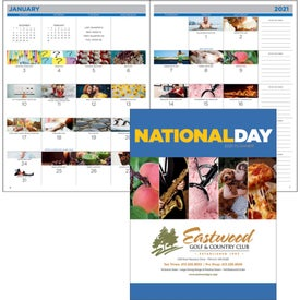 National Day Planner (2020)