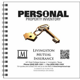 Personal Property Inventory for Your Church
