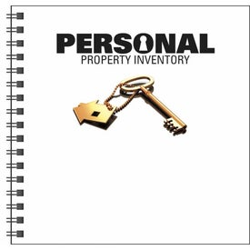 Printed Personal Property Inventory