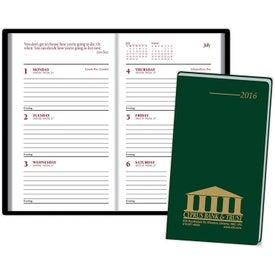 Pocket Partner Weekly Planner for Customization