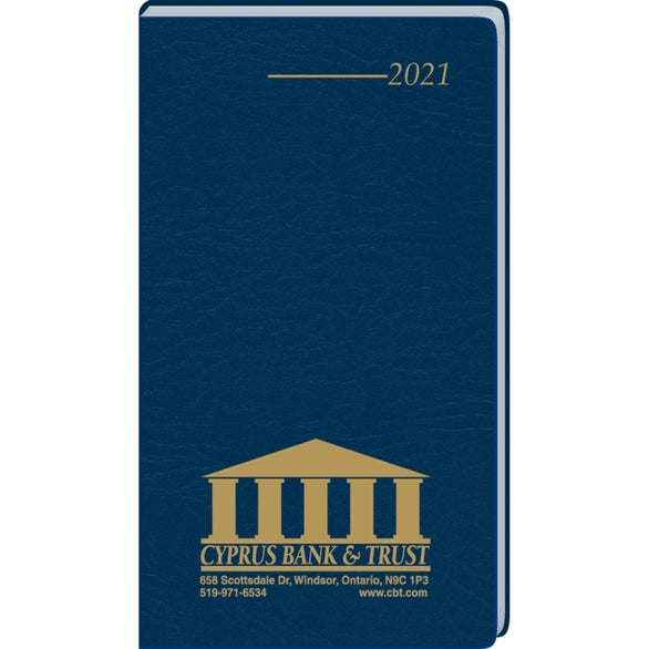 Navy Pocket Partner Planner