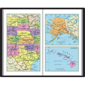 Company Pocket Partner Weekly with 14 Full Color Map 2017