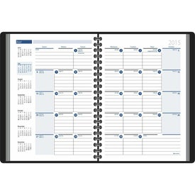 Customized Real Estate Planning Manual Monthly Planner