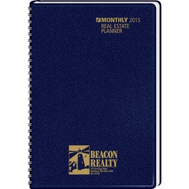Real Estate Planning Manual Monthly Planner