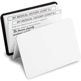 Record Doc Magnetic Medical Diary with Your Logo